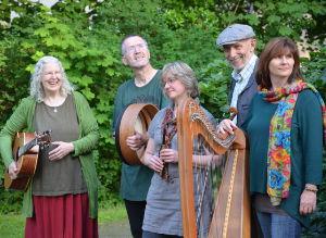 Irish-Folk-Band Spirited Ireland
